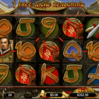 25 free spins for Zhanshi Video Slot